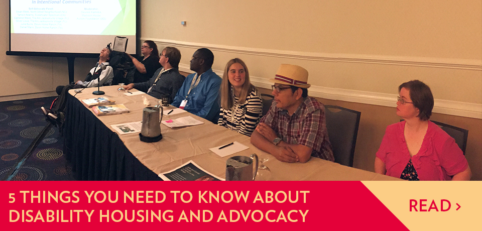 Disability Housing and Advocacy