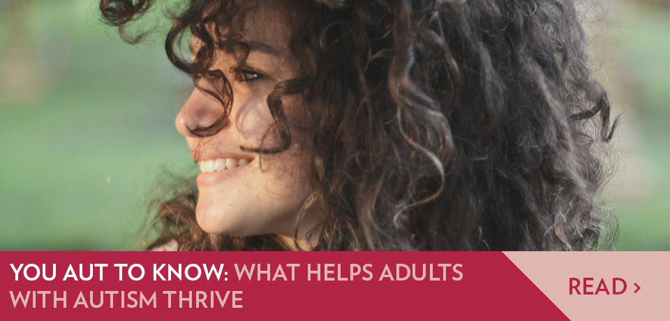 Help Adults Thrive