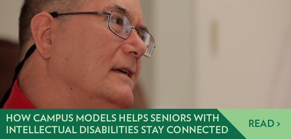 How campus models help seniors