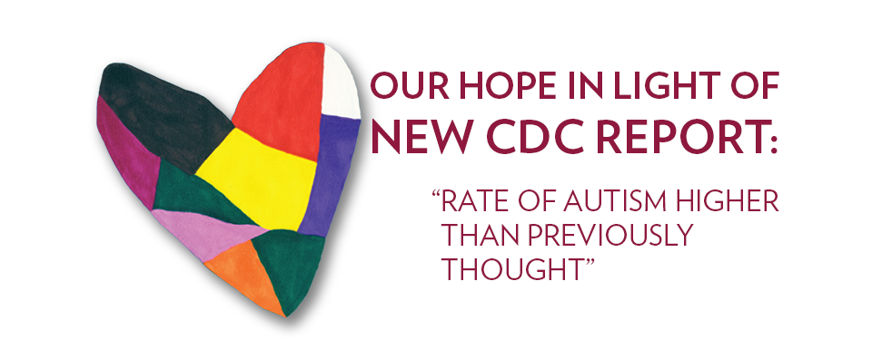 Us Announces 2 Autism Rate Again And >> Our Hope For The 1 In 59 Children Diagnosed With Autism Today